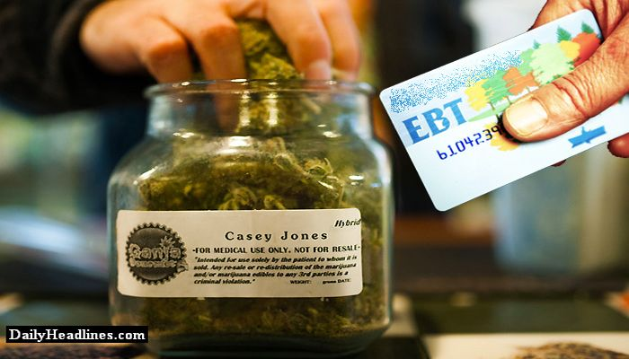 Massachusetts Law Would Ban Marijuana Purchases With EBT; Do You Support It?