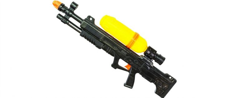 Girl Gets EXPELLED FOR A YEAR After Bringing Water Gun To School