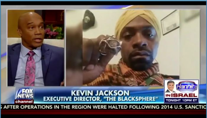 "Fox News Contributor, Kevin Jackson: Black Shooter Killing White Men is ""Legacy of Obama"""