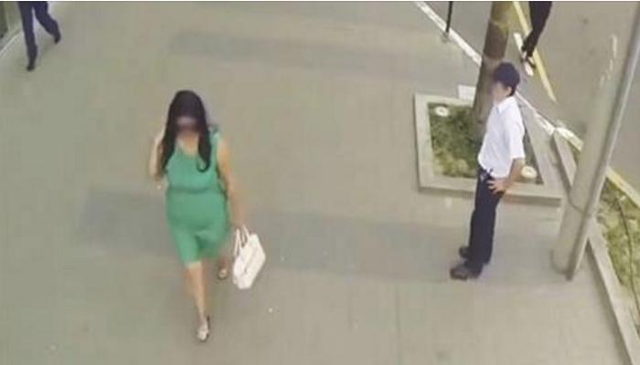 Man Calls A Random Woman A 'PIGGY', Gets The Biggest Surprise Of His Life