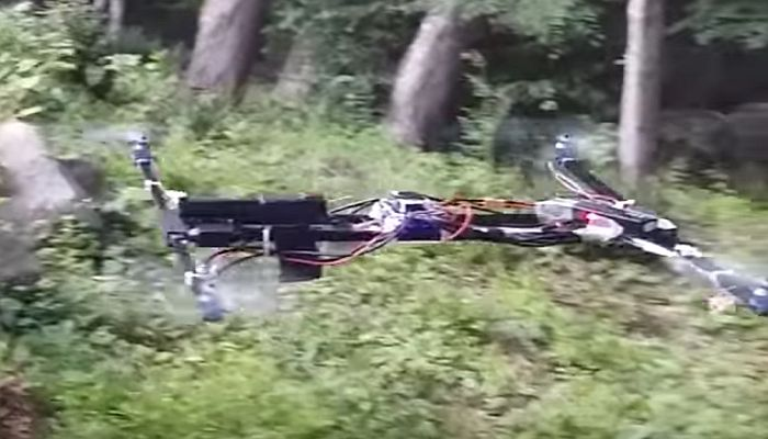 Connecticut Legislation Proposed To Weaponize Police Drones