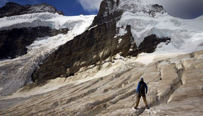 Court Gives Human Rights To GLACIERS — Because Global Warming
