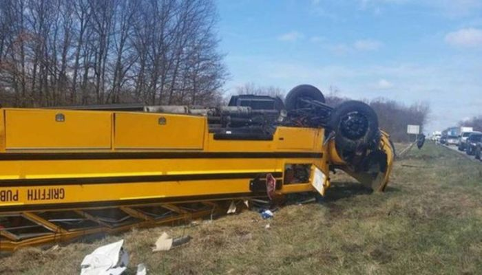 Parents And School Officials Left Speechless After They Discover Cause Of Horrific School Bus Accident