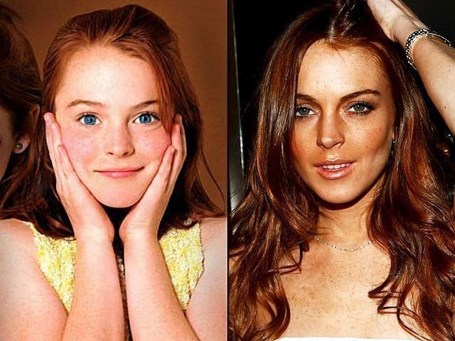 Then And Now Celebrity Photos To Remind You How Time Flies