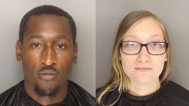 Police: Couple Arrested After Cops Look In Baby's Mouth, See What They Did
