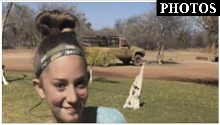 Controversial Photo Of 12-Year-Old Girl Sparks Debate [PHOTOS]