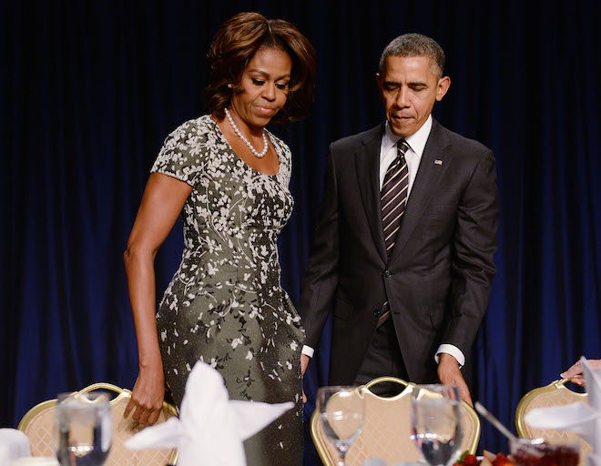 The Obamas Spark Divorce Rumors