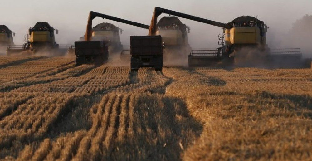 Federal Government Fines Farmer $2.8 MILLION For Plowing His Farmland