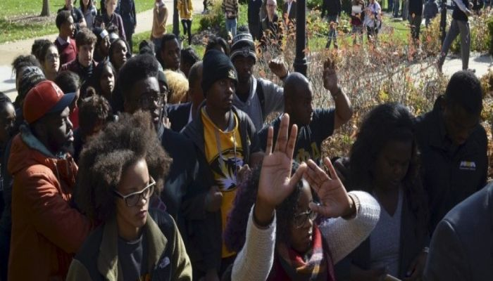 University Faculty Backs Demands For FREE TUITION For Black Students