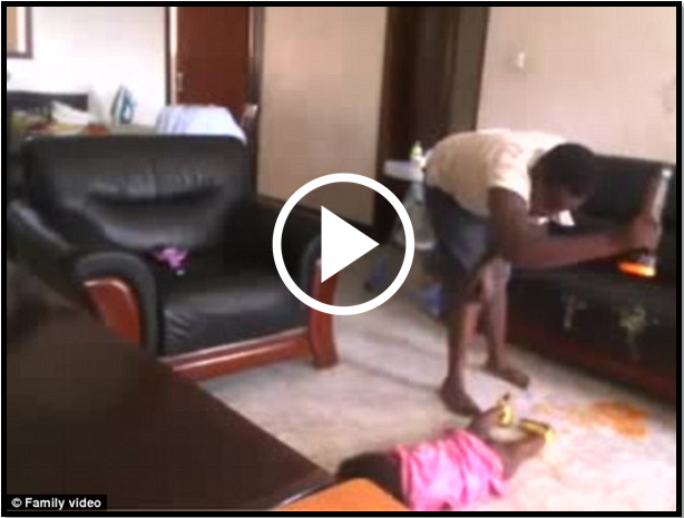 Dad Installed Hidden Camera And BUSTED Babysitter Abusing Daughter [VIDEO]