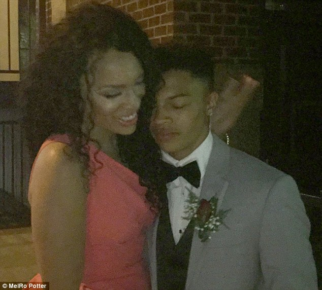Teen Boy's Friends Can't Quite Place His Prom Date, Then They Realize Why She Looks So Familiar