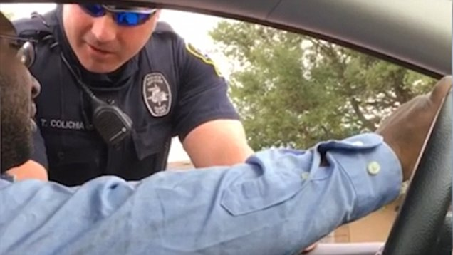 "Couple Got Pulled Over For Not Putting Child In A Car Seat, Husband Answered: ""I don't have a child"" [VIDEO]"