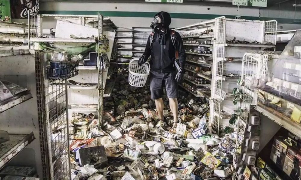He Risked His Life To Photograph The Eerie Aftermath Of The Fukushima Nuclear Disaster [PHOTOS]