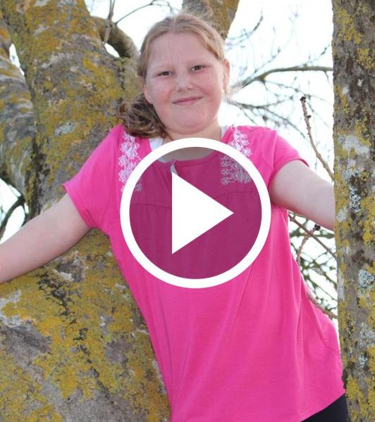 Doctors Couldn't Figure Out These Sores Inside 10yo Mouth Until Her Sudden Death [VIDEO]