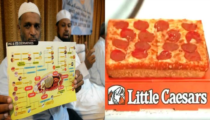 Muslim Man Suing Little Caesars For $100 MILLION Over Pork On His Pizza