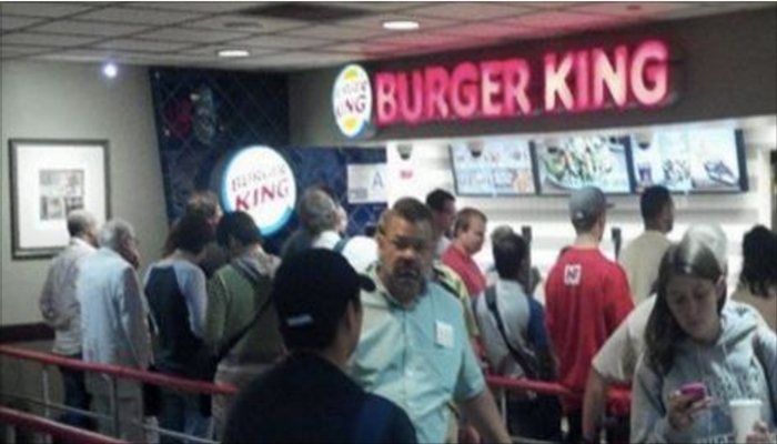 Burger King Customer Teaches Annoying Kid And His Mother A Lesson In Manners