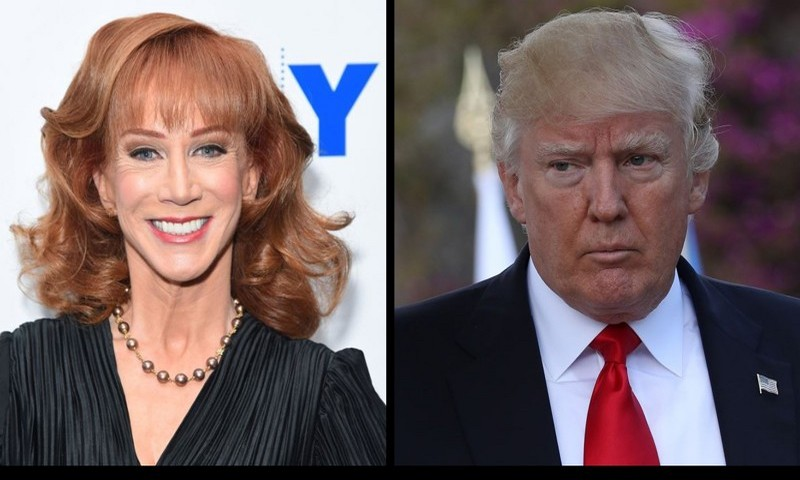 What forced CNN to fire Kathy Griffin over her Trump beheading photo?