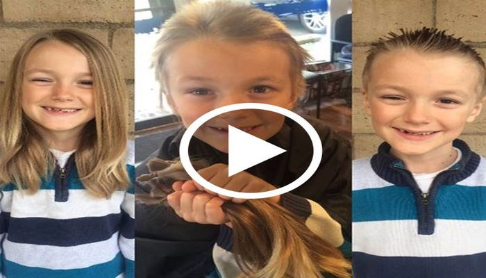 Story Of 7yo Boy Who Grew Out Hair For Cancer Patients Takes Sad Turn [VIDEO]