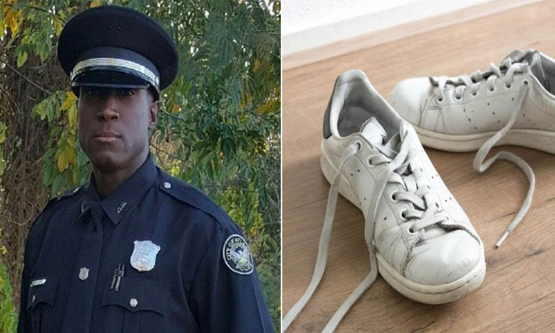 Cop Catches Girl Stealing $2 Sneakers – What He Does Next May Surprise You! [VIDEO]