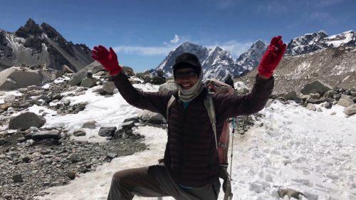 Couple James and Ashley Wedding on Mt. Everest Base Camp - photo credit - YouTube
