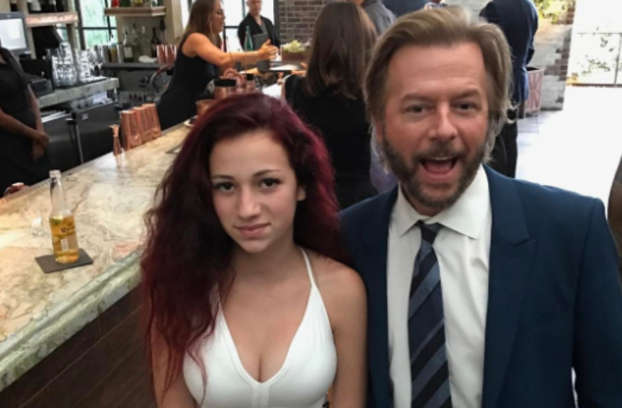 David Spade Had A Few Choice Words After Meeting The 'Catch Me Outside' Girl