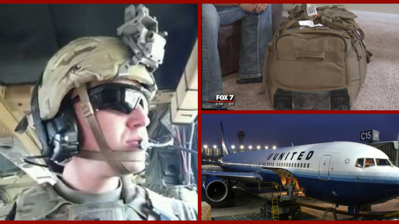 U.S. Guardsman Charged For Checked Bag Fee. Should He Have To Pay? [VIDEO]