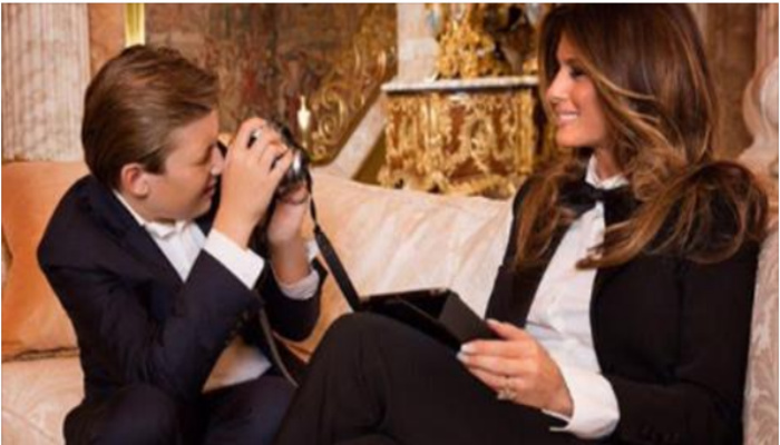 Do You See What's Wrong With Melania's Mothers Day Tweet? Take A Look. [PHOTO]