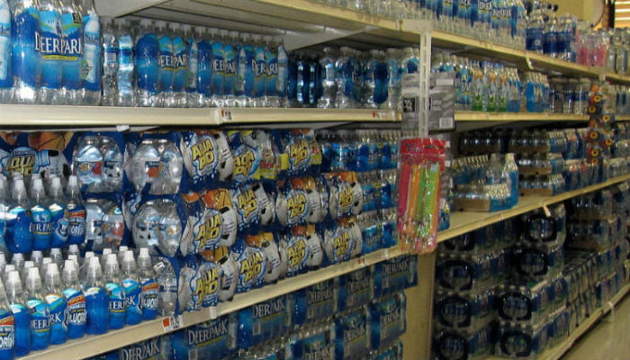 Health Experts Release Official List Of Water Bottle Brands To Avoid At All Costs [VIDEO]