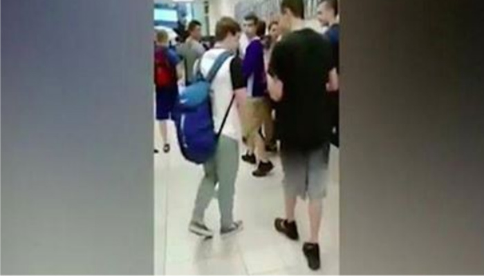 """Bully Attacks Smaller Boy, Doesn't Realize His """"Victim"""" Has A Special Surprise For Him [VIDEO]"""