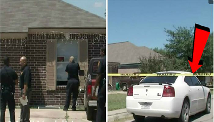 Texas Woman Shoots Home Invader Dead, Cops Can't Believe What Was In His Car