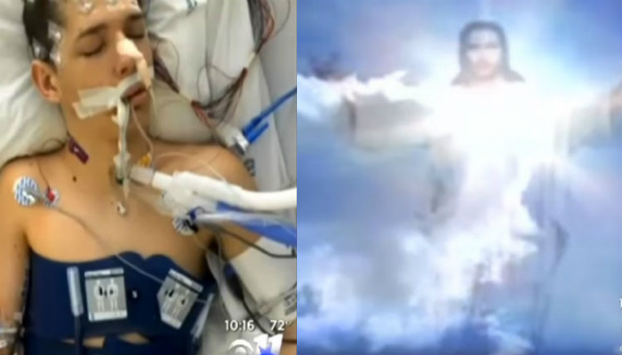 Teen Died For 20 Minutes Before Coming Back, People Are Blown Away By His Message [VIDEO]