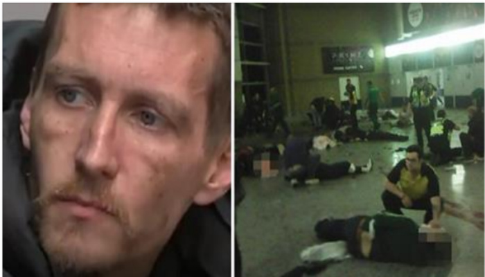 After Horrific Manchester Bombing, Homeless Man Comes Forward with Confession No One Saw Coming