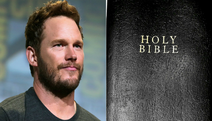 Chris Pratt Just Took a Very Public Stand for the Bible That Will Have You Cheering [PHOTOS]