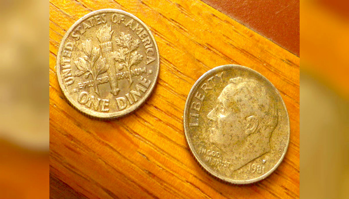 There Are Dimes In Circulation Worth $1.9 Million, Do You Know How To Spot Them? [PHOTOS]