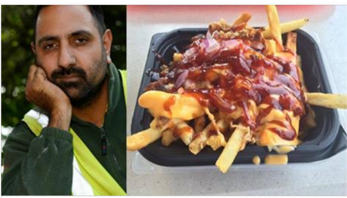 Muslim Man HORRIFIED After Taking A Bite Of Chili Cheese Fries, What He Does Next Is Just Wrong