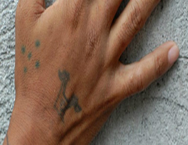 If You See A Person with One of These 5 Tattoos, Here's What It Means [Photos]