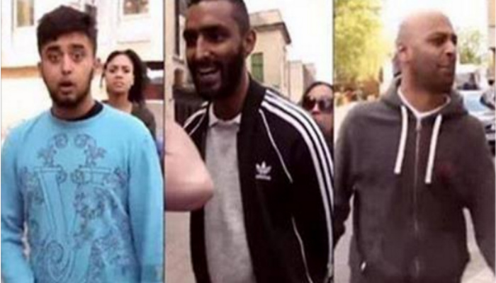 """Gang Raping """"Sex Gang"""" Leaves Court, Is Horrified By What Is Waiting For Them Outside [VIDEO]"""