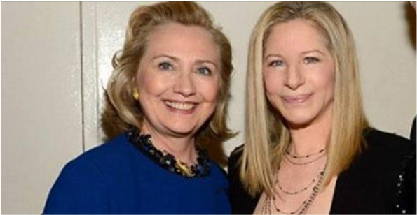 Barbara Streisand Says Hillary Lost For One Reason, And One Reason Only