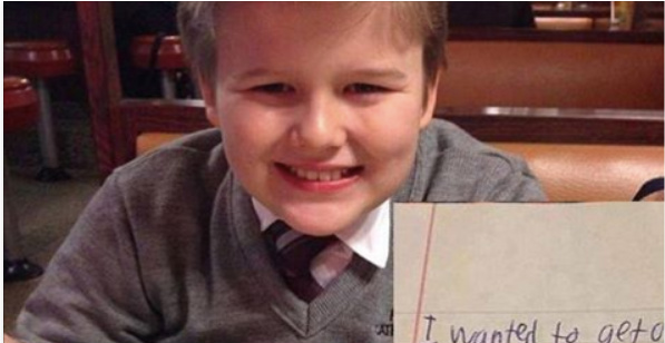 Young Boy Leaves Behind Troubling Note After Killing Himself [PHOTOS]