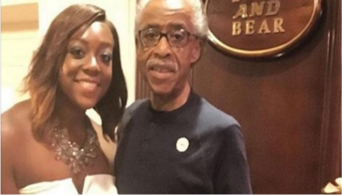 "Photos Leak Out EXPOSING Al Sharpton's Daughter After She Sues For ""Mental Anguish"" [PHOTOS]"