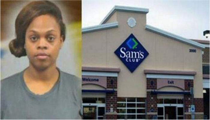 Sam's Employee Concealed Secret At Cashier Station For MONTHS, Then Someone Catches Her