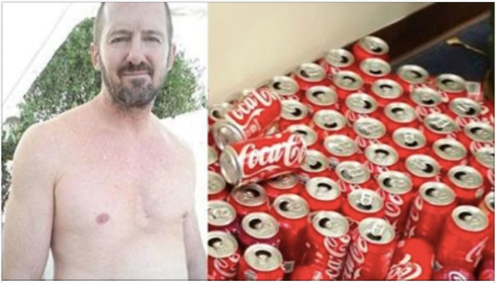 Man Undergoes Major Unexpected Changes After Drinking 10 Cans Of Coke Per Day [VIDEO]