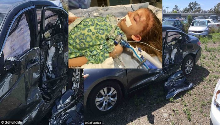 Driver In California DUI Crash Who Seriously Injured 6yo Boy Was Deported 15 TIMES