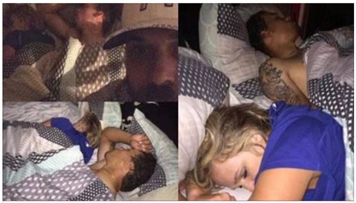 Texas Man Shares The Moment He Caught His Girlfriend Cheating [PHOTOS]