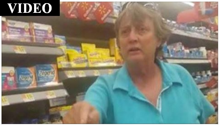 """Karma Strikes After Woman Tells Customer To """"Go Back To Mexico"""", Calls Another The N-Word"""