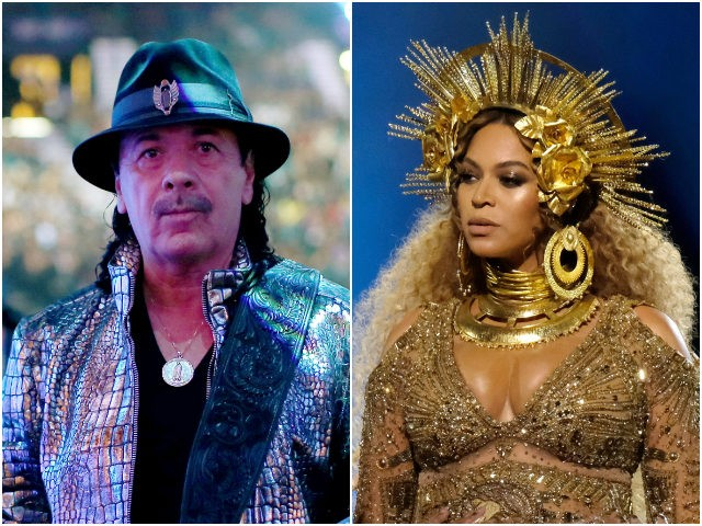 Carlos Santana Rips Beyonce: 'She Can't Sing'