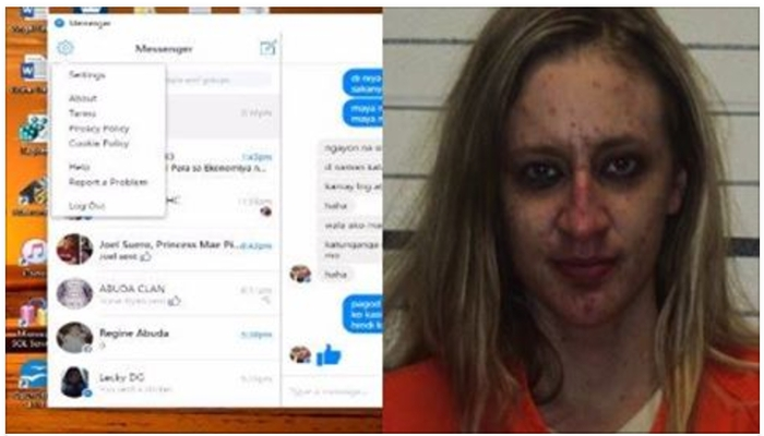 Oklahoma Teacher Leaves Facebook Messenger Open At School, Promptly Gets Arrested