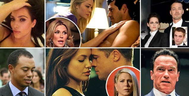 10 Celebrity Couples Who Recorded Their Sex Sessions, And Regret It. [PHOTOS]
