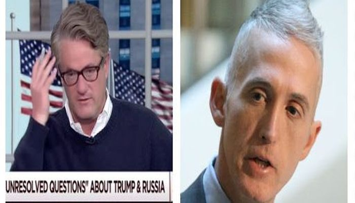 Joe Scarborough Thinks Trey Gowdy Is So Ugly He Needs Makeup [VIDEO]