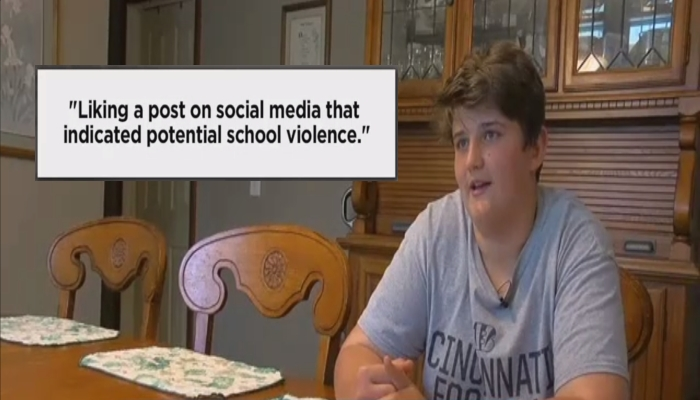 Student Gets Suspended For 10 Days After 'LIKING' Photo Of Airsoft Gun On Instagram